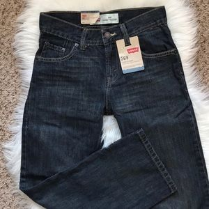 NWT Levi's 569 Loose Straight